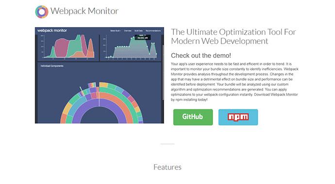 Webpack Monitor