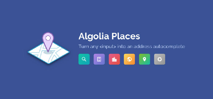 Algolia Places