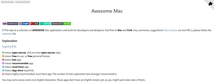 awesome Mac