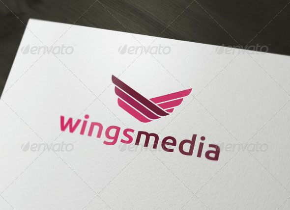 Wings Media Logo