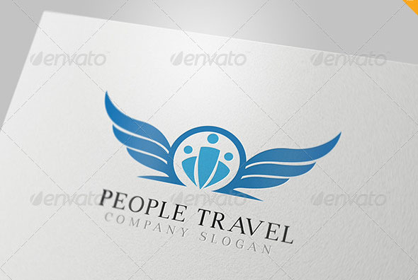 People Travel Logo