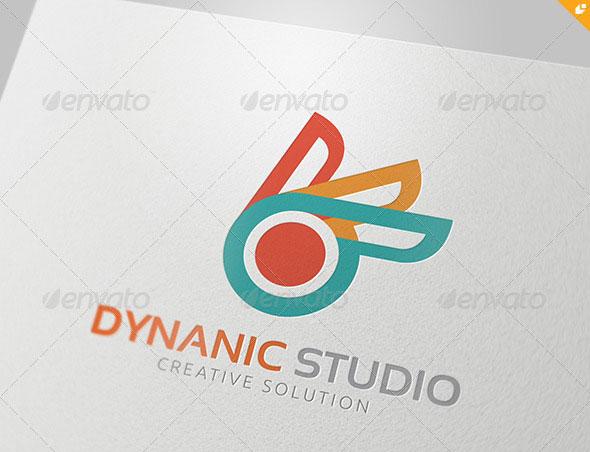 Dynamic Media Studio Logo