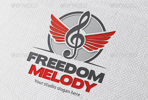 Freedom Music Logo