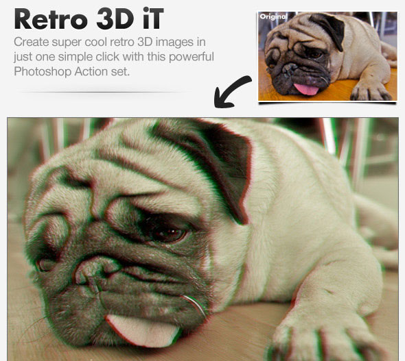 Retro 3D iT - Stereoscopic 3D