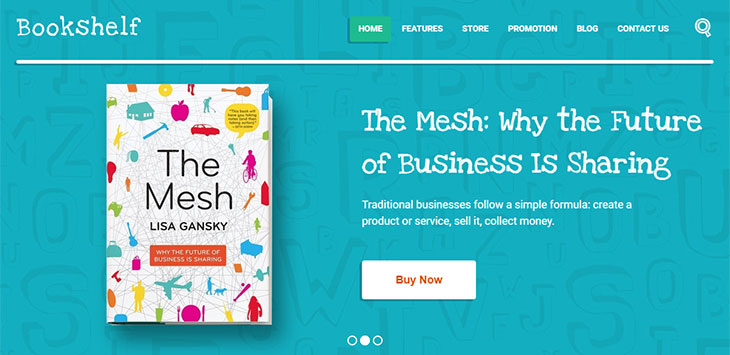 21 WordPress Themes For Book Authors And Publishers 2018