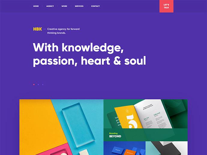 HBK / Creative Agency