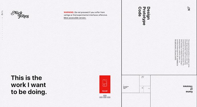 Nick Jones Design and Code