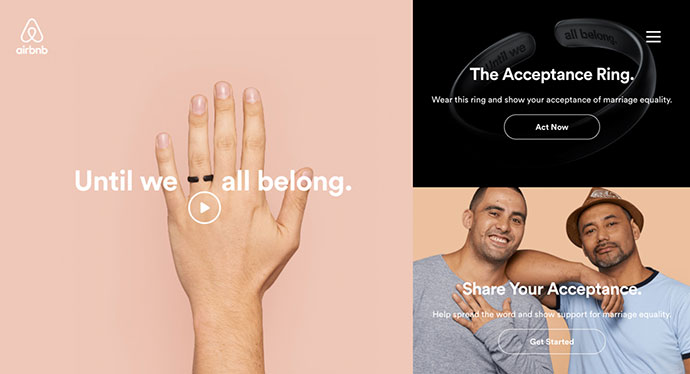 Airbnb - Until We All Belong