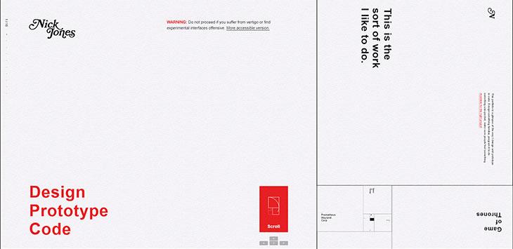 30 Ravishing Mondrian-style Website Designs Inspiration