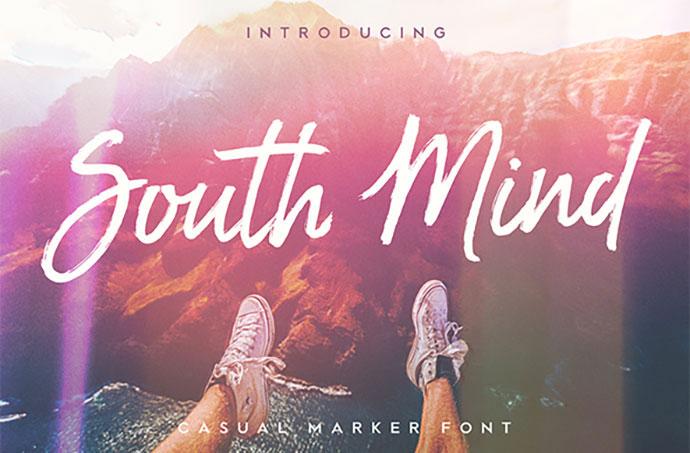 South Mind Font