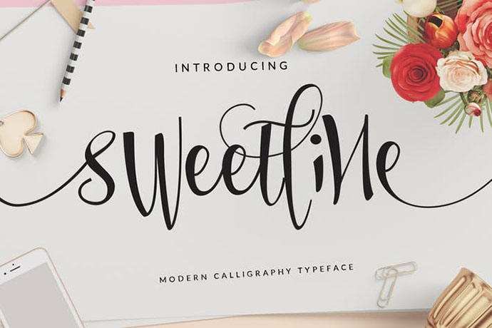 28 Most Beautiful Wedding Fonts 2018