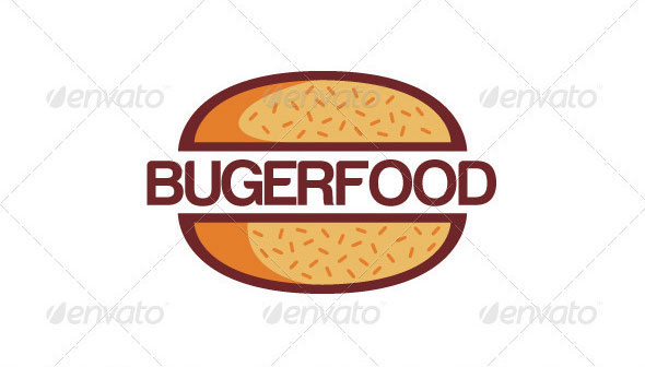 Burger Restaurant Logo