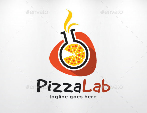 Pizza Lab Logo