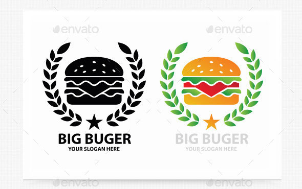 Big Burger Logo