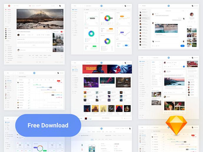 Free 8 Interfaces