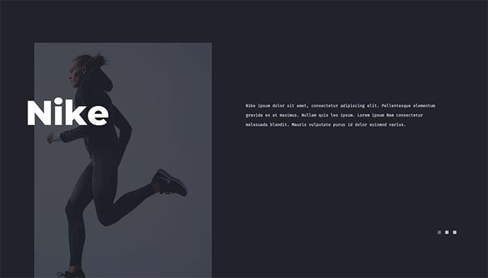 Slideshow Vanilla JS CSS Transition