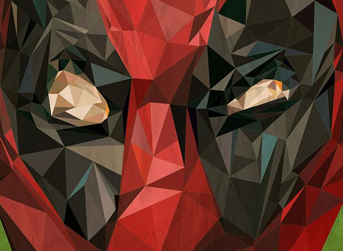 Polygons   Marvel Heroes