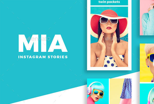 Mia Instagram Stories Pack