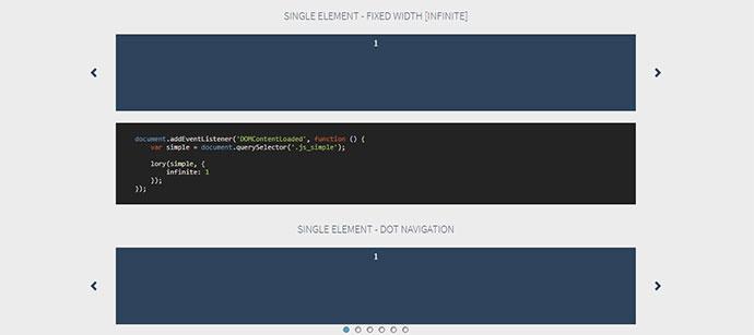 20 Javascript Image Slider & Gallery Plugins For Web & Mobile – Bashooka