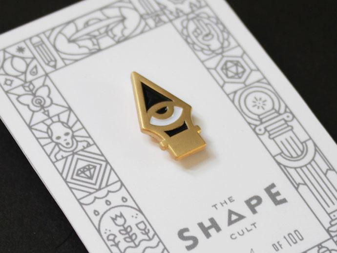 Shape Cult: Eye Nib