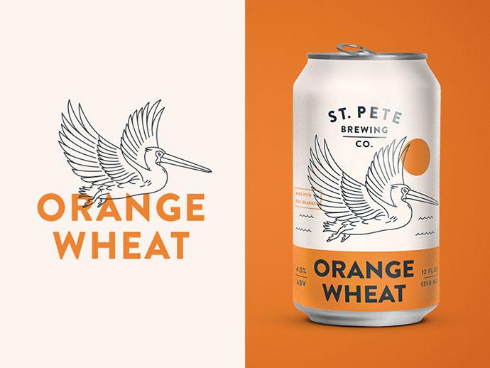 Orange Wheat