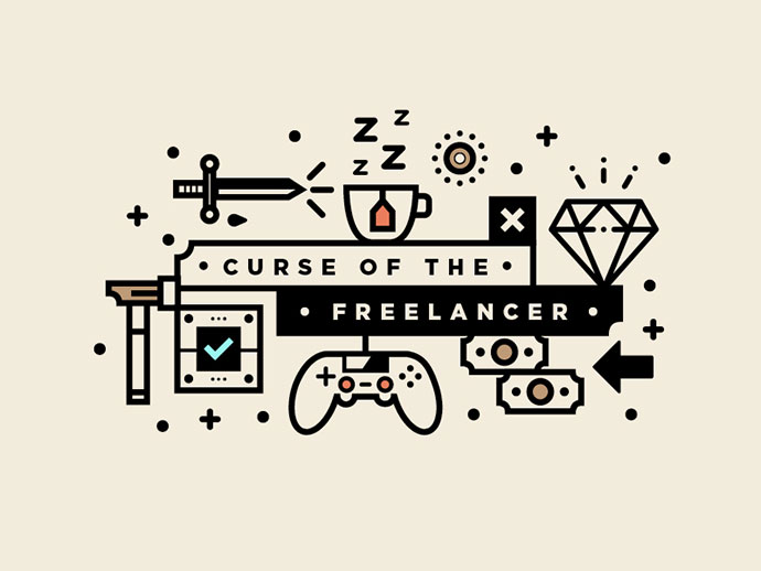 Curse Of The Freelancer | Hero Image