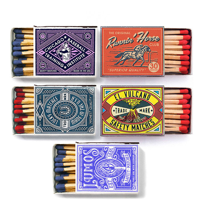 Custom Matchboxes Vol.1