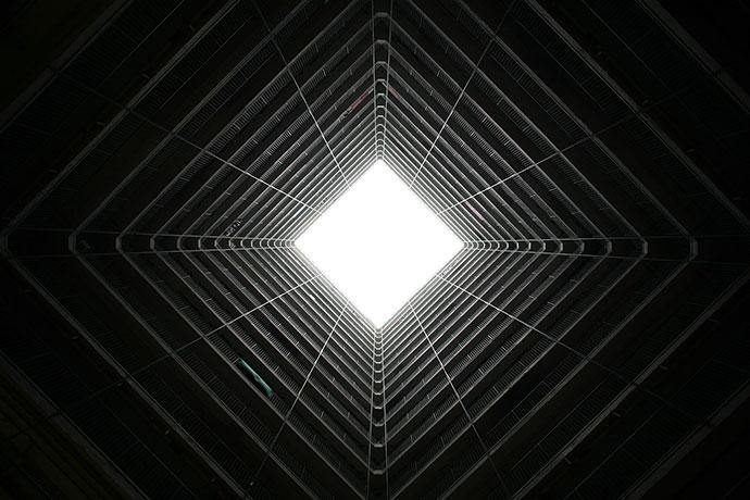 Kaleidoscope on the 8 hills