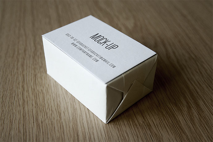 Free Logo/Business Card Mockup