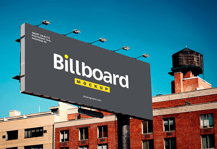 FREE Billboards Mockups