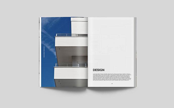 Free PSD Magazine Mockup (2017 update)