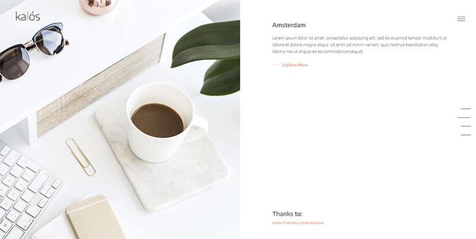 A Clean Multi-Concept Portfolio Theme