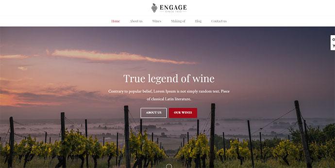 Engage - Responsive Multipurpose WordPress Theme