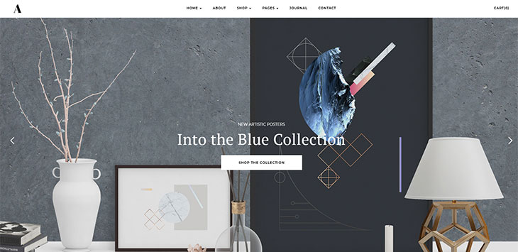 21 Excellent WordPress Themes For Selling Art And Photography
