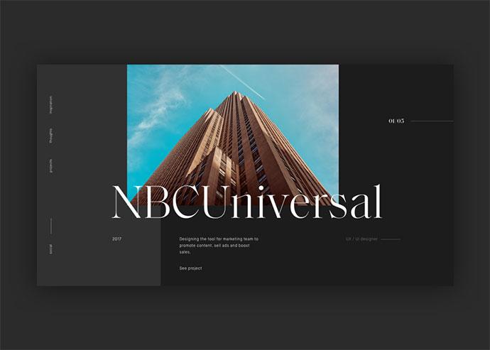 Tim Kildigulov Website