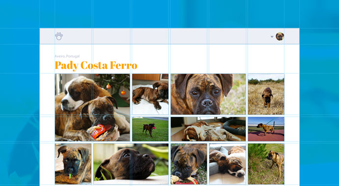 Responsive layouts and components using CSS Grid