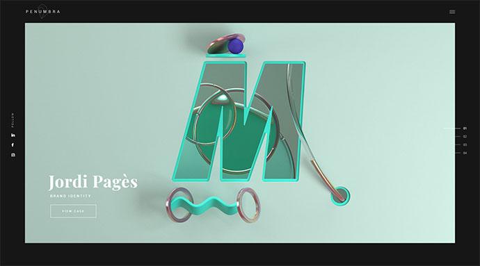 Penumbra - A Contemporary Multi-Concept Portfolio