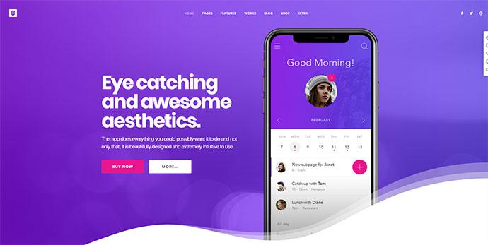 Uncode - Creative Multiuse WordPress Theme