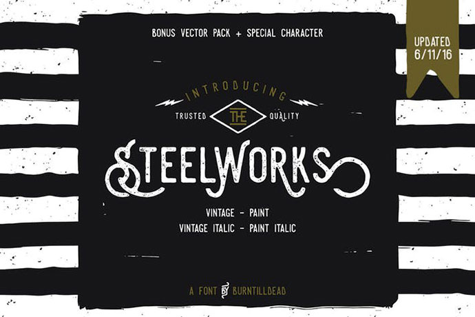 Steelworks+Bonus
