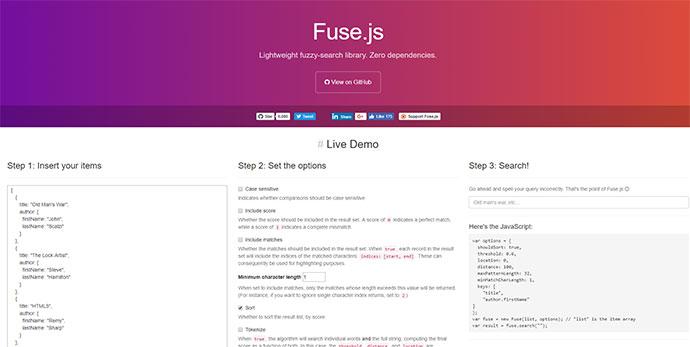 Fuse.js