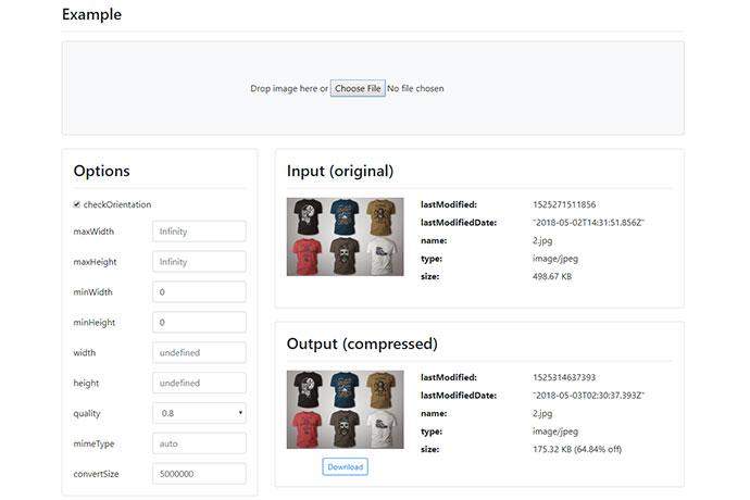 10 Best Javascript Libraries & Tools For Image Optimization – Bashooka