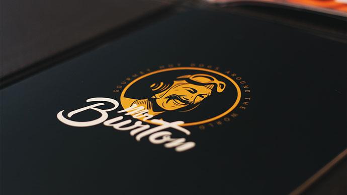 Mr. Burton - Gourmet Hot Dogs