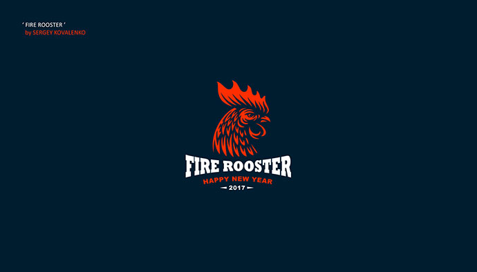 ROOSTERS l logotypes