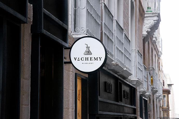 Alchemy Bar / 2017