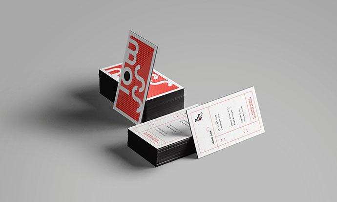 BOSS - Corporate Branding