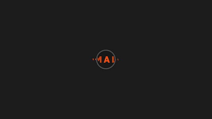 25 Adjectives. Logo Collection