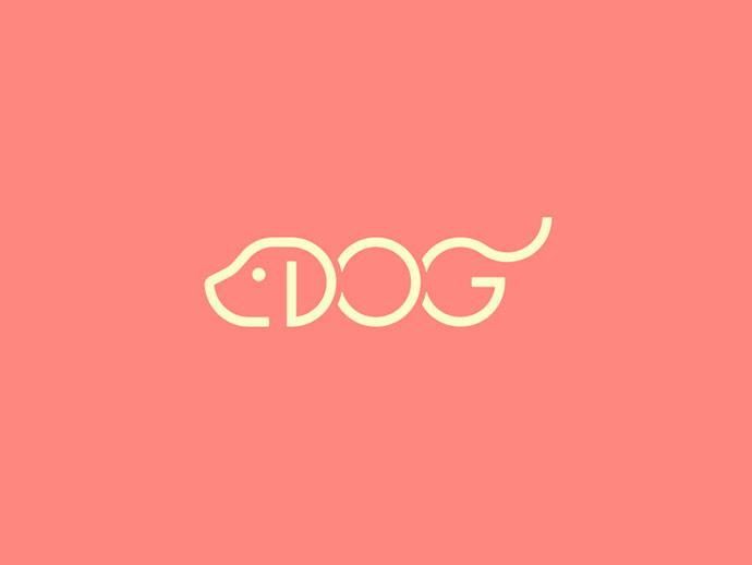 Dog Logo study