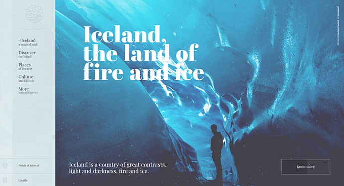love for iceland