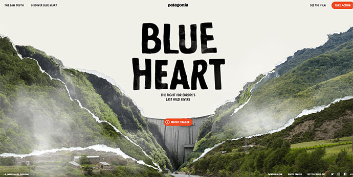 The Blue Heart of Europe