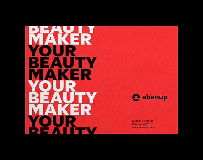 Ebenup - Brand identity